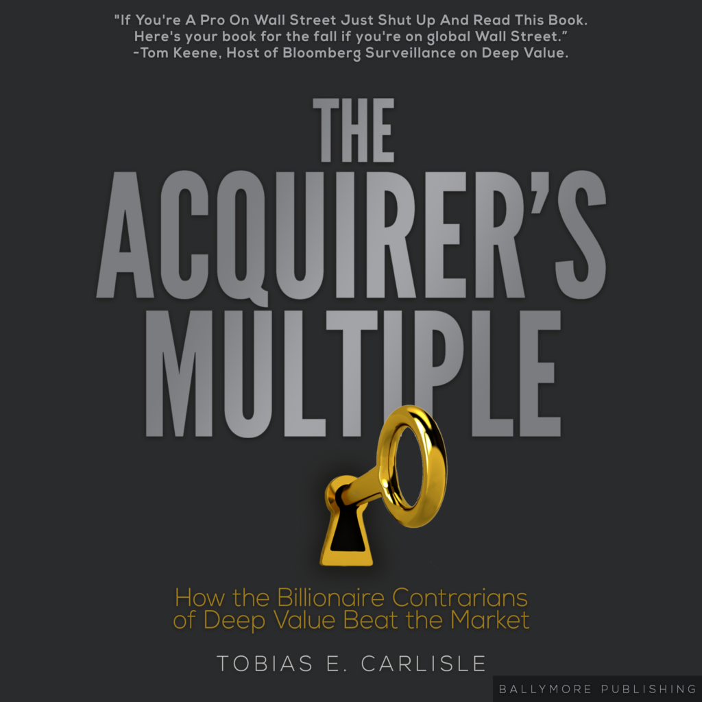Blog Stock Screener The Acquirers Multiple Part 15